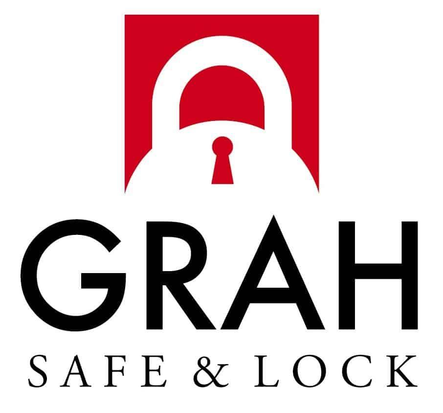 grah security locksmith san diego logo